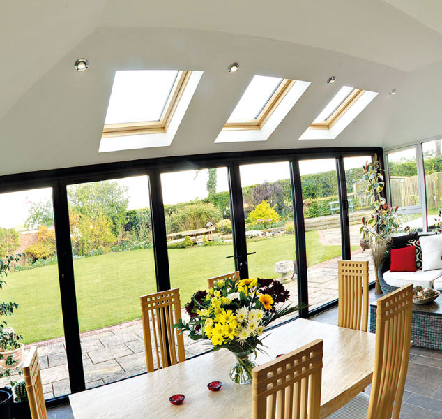 Replacement New Conservatory Roof Crendon