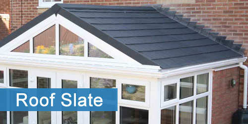 Slate Conservatory Roofs