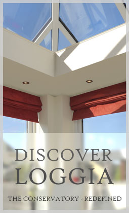 Discovery Loggia - The conservatory - redefined