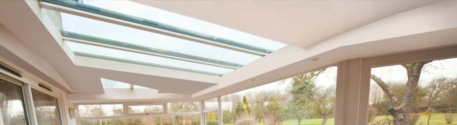 LivinRoof - Flexible Conservatory Roof Solution