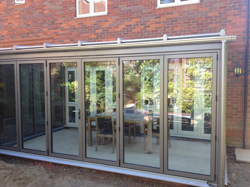 Image result for sliding door pvc french conservatory for Conservatory sliding doors