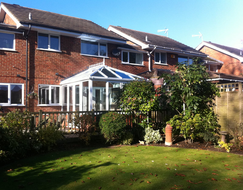 Edwardian Conservatory in Princes Risborough