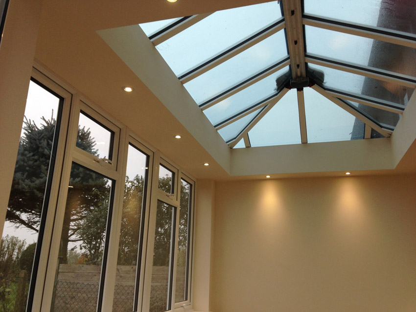 Glass roof designs extensions images for Glass roof design