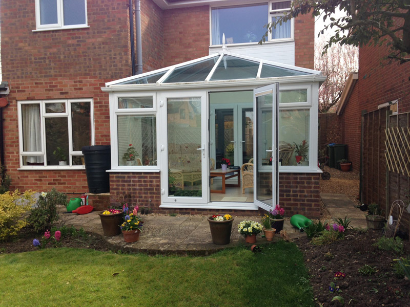 Edwardian Style Conservatory in Haddenham