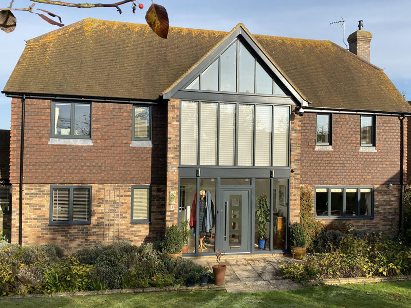 Origin Windows and Doors fitted for customer in Thame, Oxfordshire