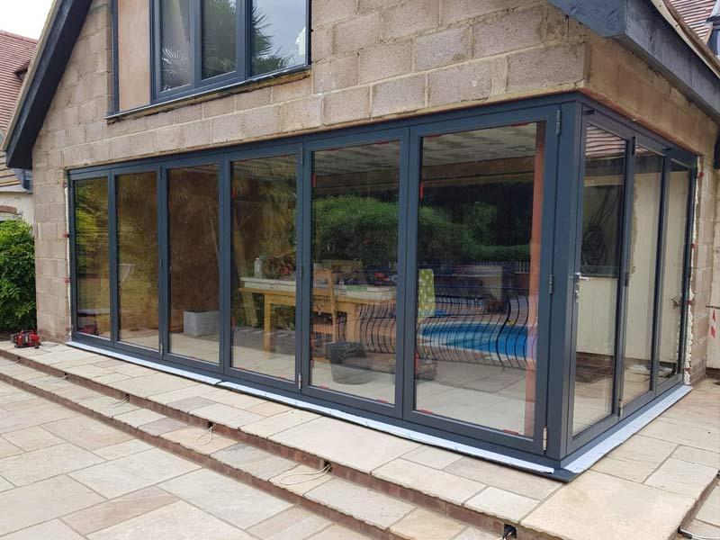 Modern Origin windows and doors in Wallingford, Oxfordshire
