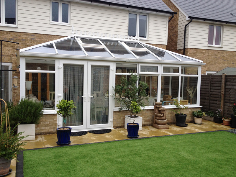 Edwardian Style Conservatory in Surrey