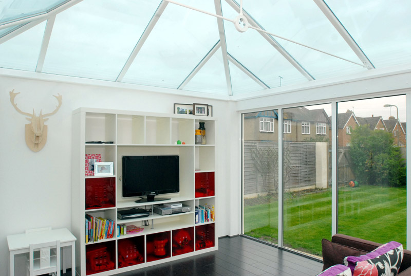 Edwardian Conservatory in Thame