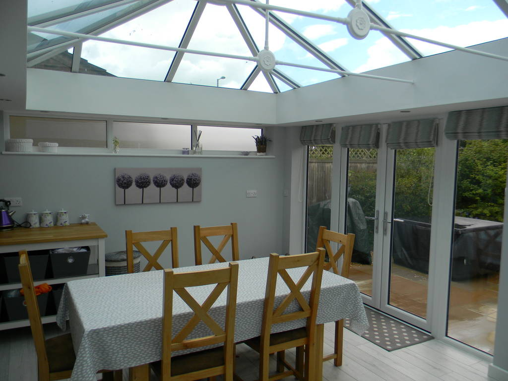 Edwardian Cross-Over Extension in Thame, Oxon