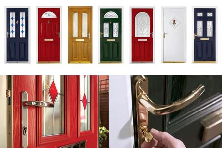 Residential Doors - Supplied and Installed - Oxfordshire, Buckinghamshire