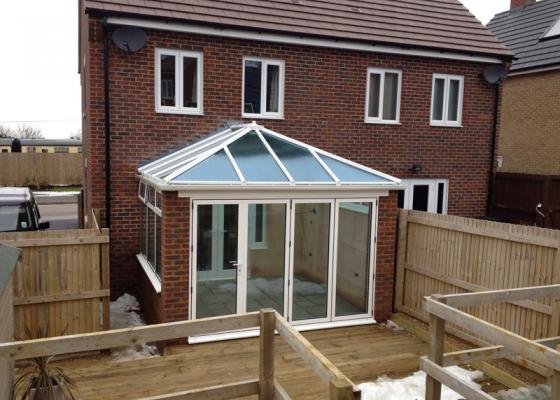 Glass Extension in Chinnor