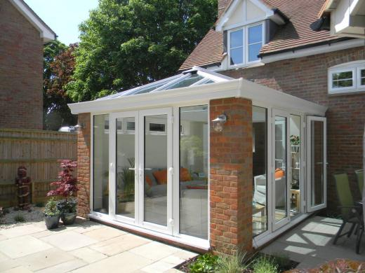 Traditional Edwardian Conservatory with Livin Room in Chinnor, Oxon