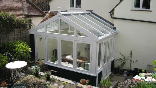 Timber Conservatory in Chearsley