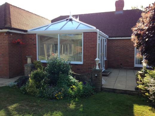 Livin Room Style Conservatory in Monks Risborough