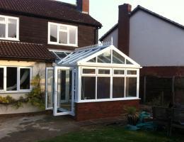 Gable Ended Conservatory in Haddenham