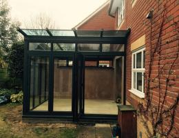 Reverse-Pitch-Aluminium-Lead-to-Conservatory-Reading-Berks