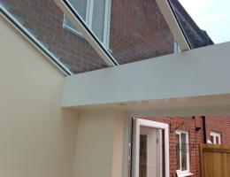 Edwardian Style Cross Over Extension in Chinnor
