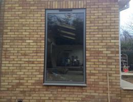 Aluminium Bi Folding Doors in Long Crendon