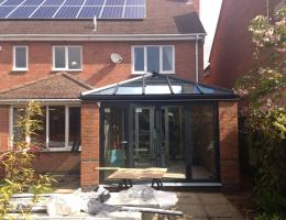 Edwardian Cross Over Extension in Bicester