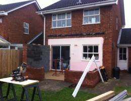 Gable Ended Conservatory in Aylesbury