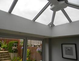 Edwardian Conservatory with Livin Room in Chinnor, Oxon