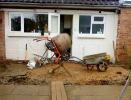 Edwardian Cross-Over Extension in Haddenham, Bucks