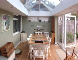 Edwardian with Livin Room Section in Bourne End