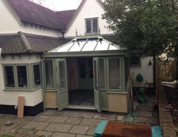 Edwardian Conservatory in Surrey