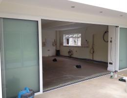 Bi-Folding Doors, Patio Doors and Lantern Roof in Thame