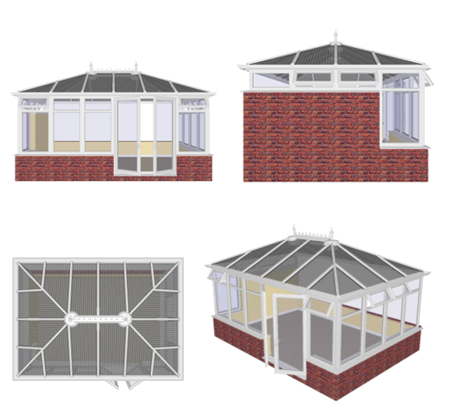 Visualise your perfect conservatory